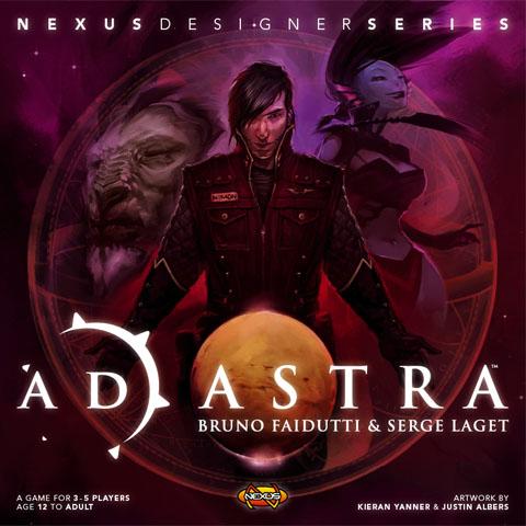 Ad Astra - Bruno Faidutti & Serge Laget